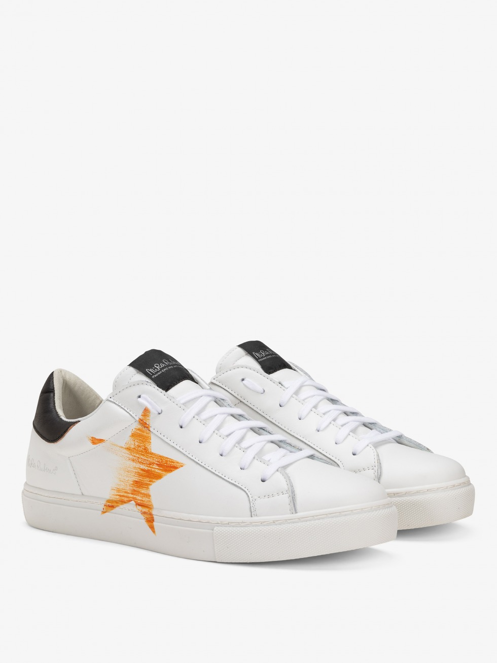Martini M Sneakers City - Orange Star