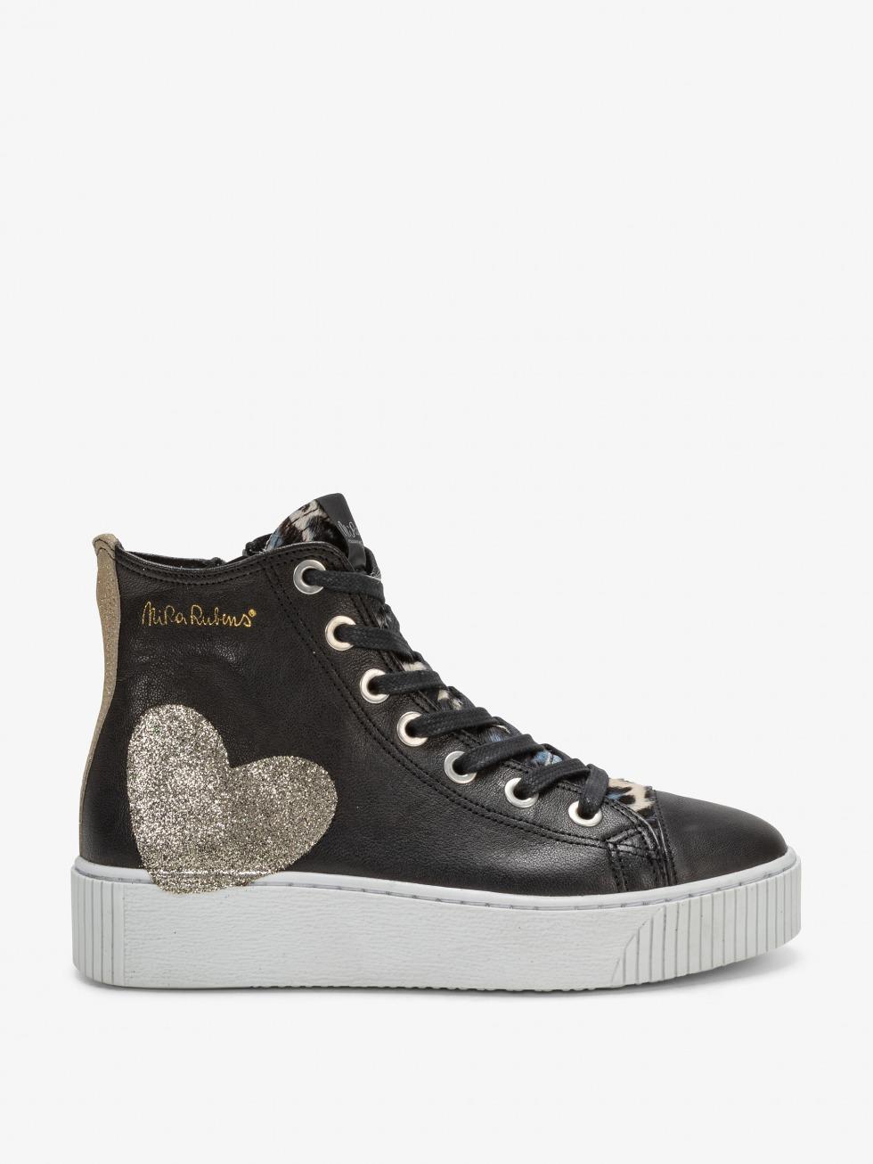 Long Island Sneakers - Jungle Dark Heart