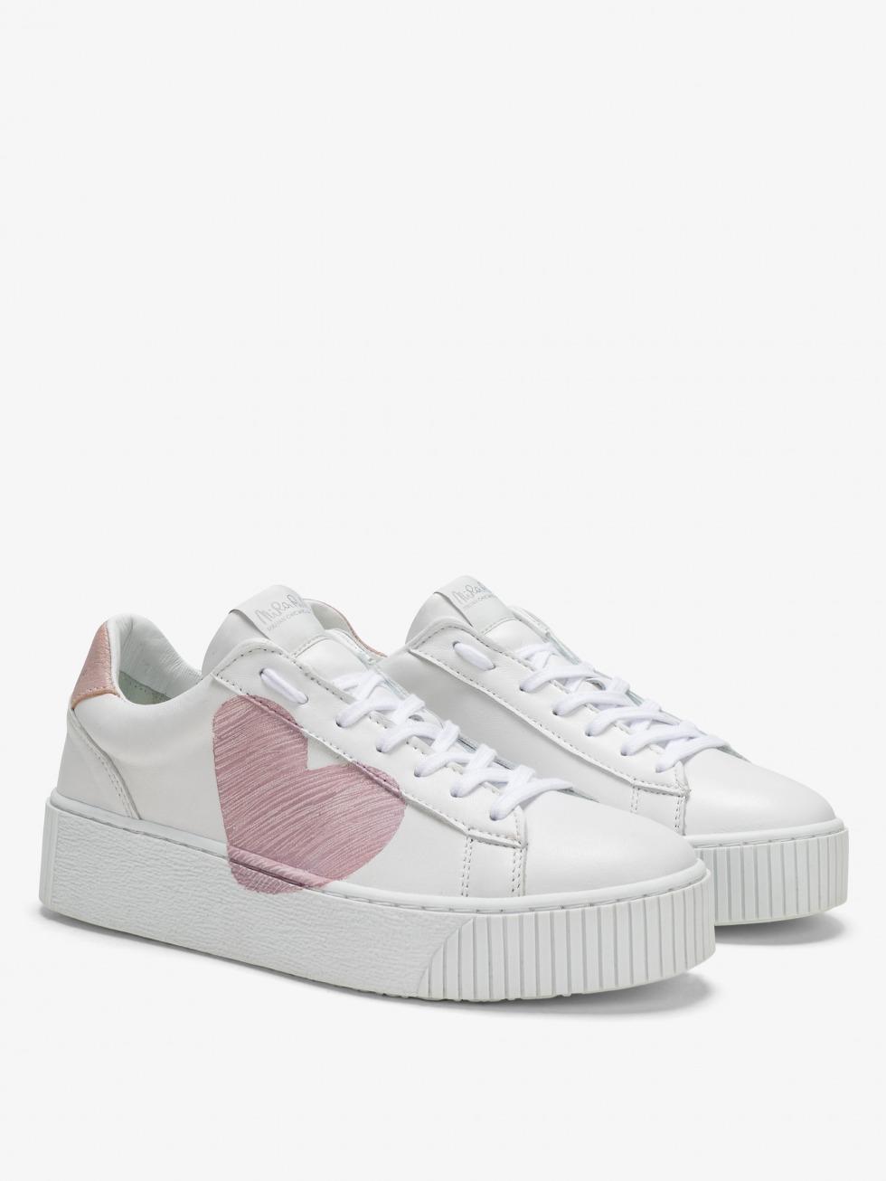 Cosmopolitan Sneakers - Dundee Heart