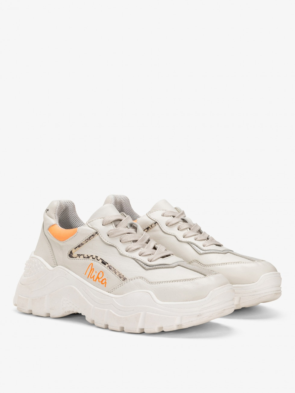 Aviations Chunky Sneakers - Nira Active