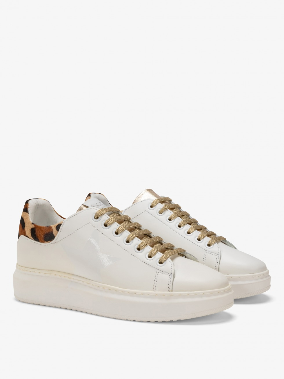 Angel Sneakers - Africa Gold Star