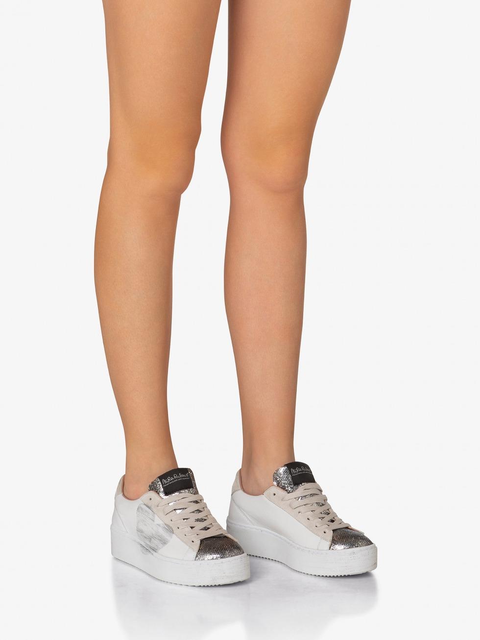 Cosmopolitan Dirtyng Sneakers - Grey Heart