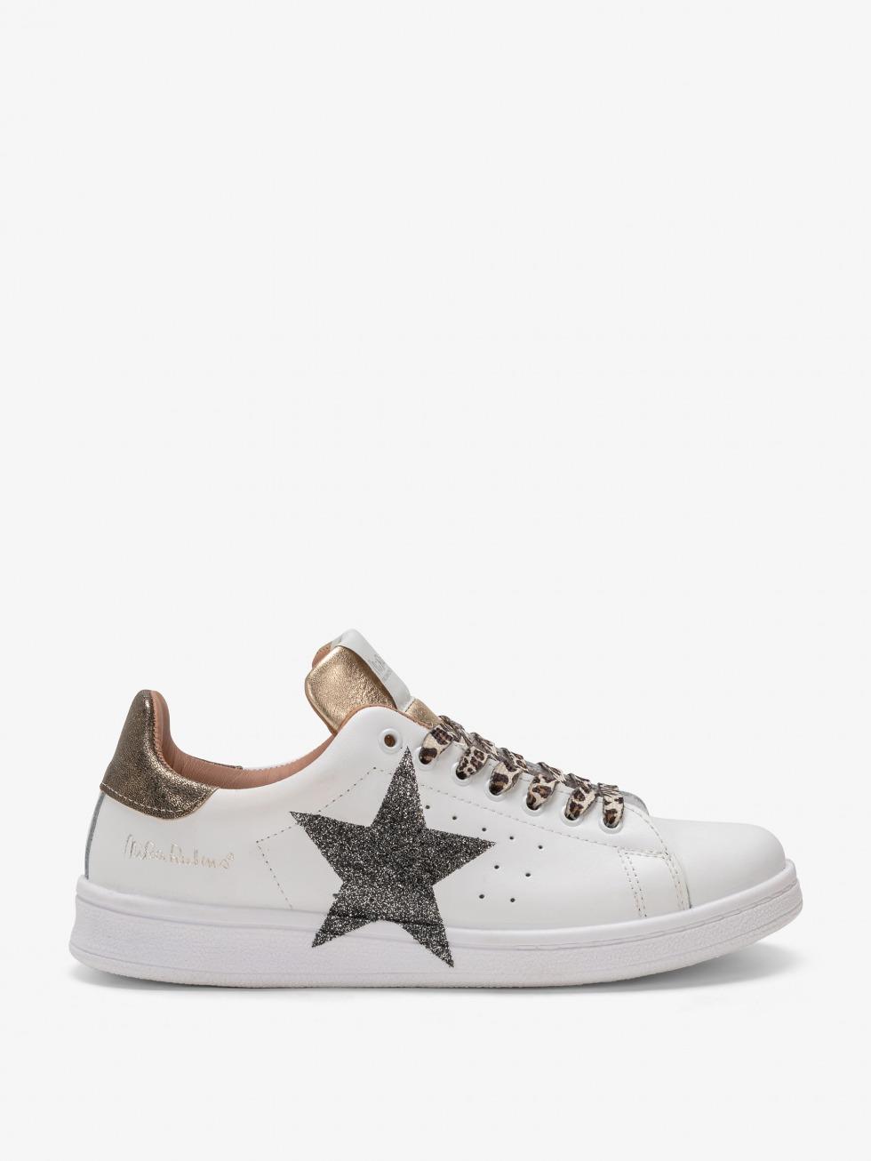 Sneakers Daiquiri Honey Gold - Stella Glitter