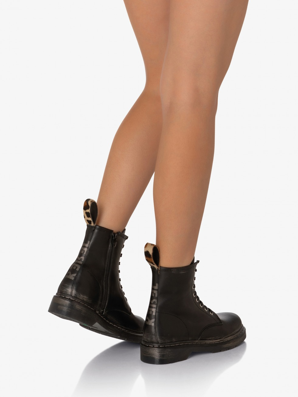 Bloody Mary Africa Pink Boots - Rebel