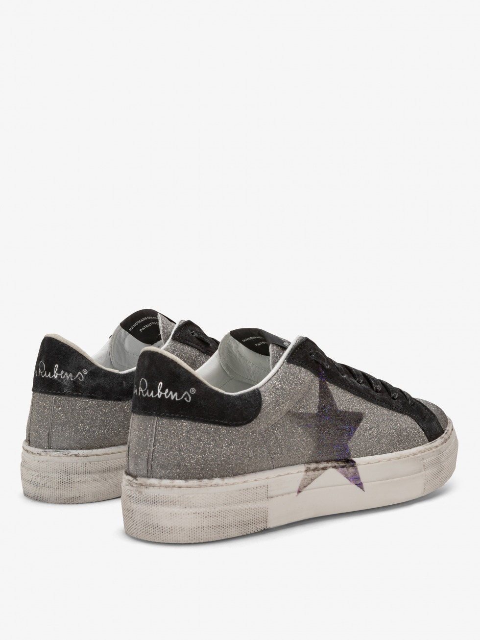 Martini Sidera Sneakers - Violet Star