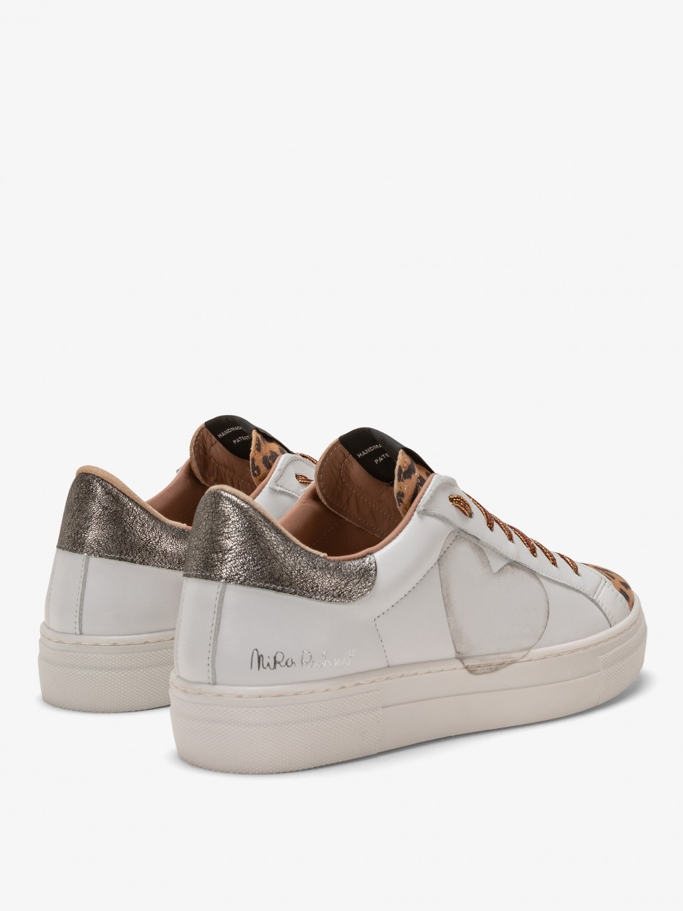 Martini Leo Vintage Sneakers - Smoke Heart