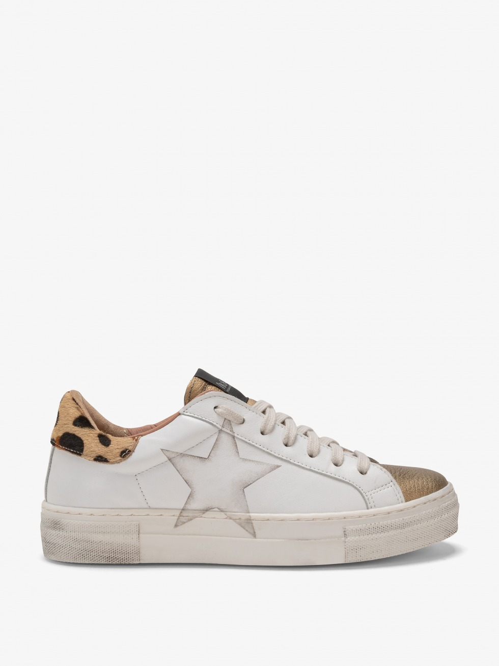 Martini Africa Gold Sneakers - Star