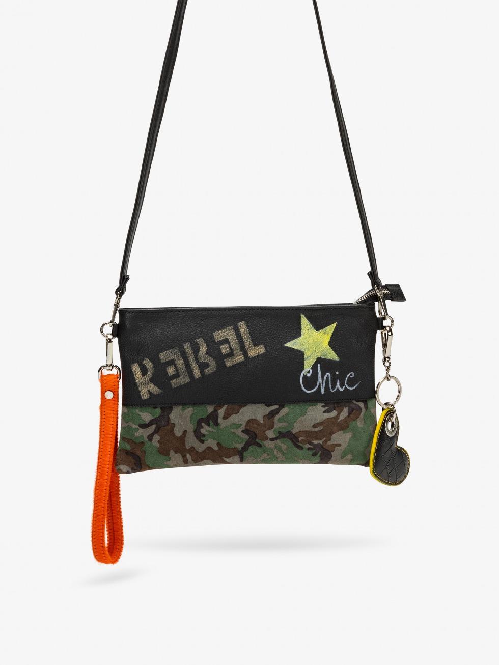 Minibag - Mimetic Orange
