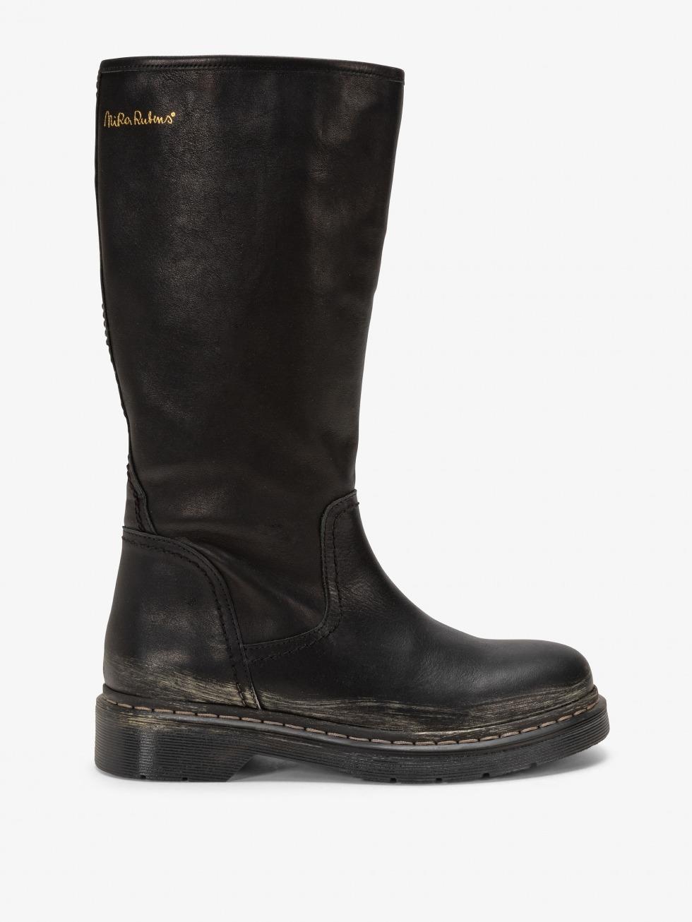 Frozen Boot - Rebel Black