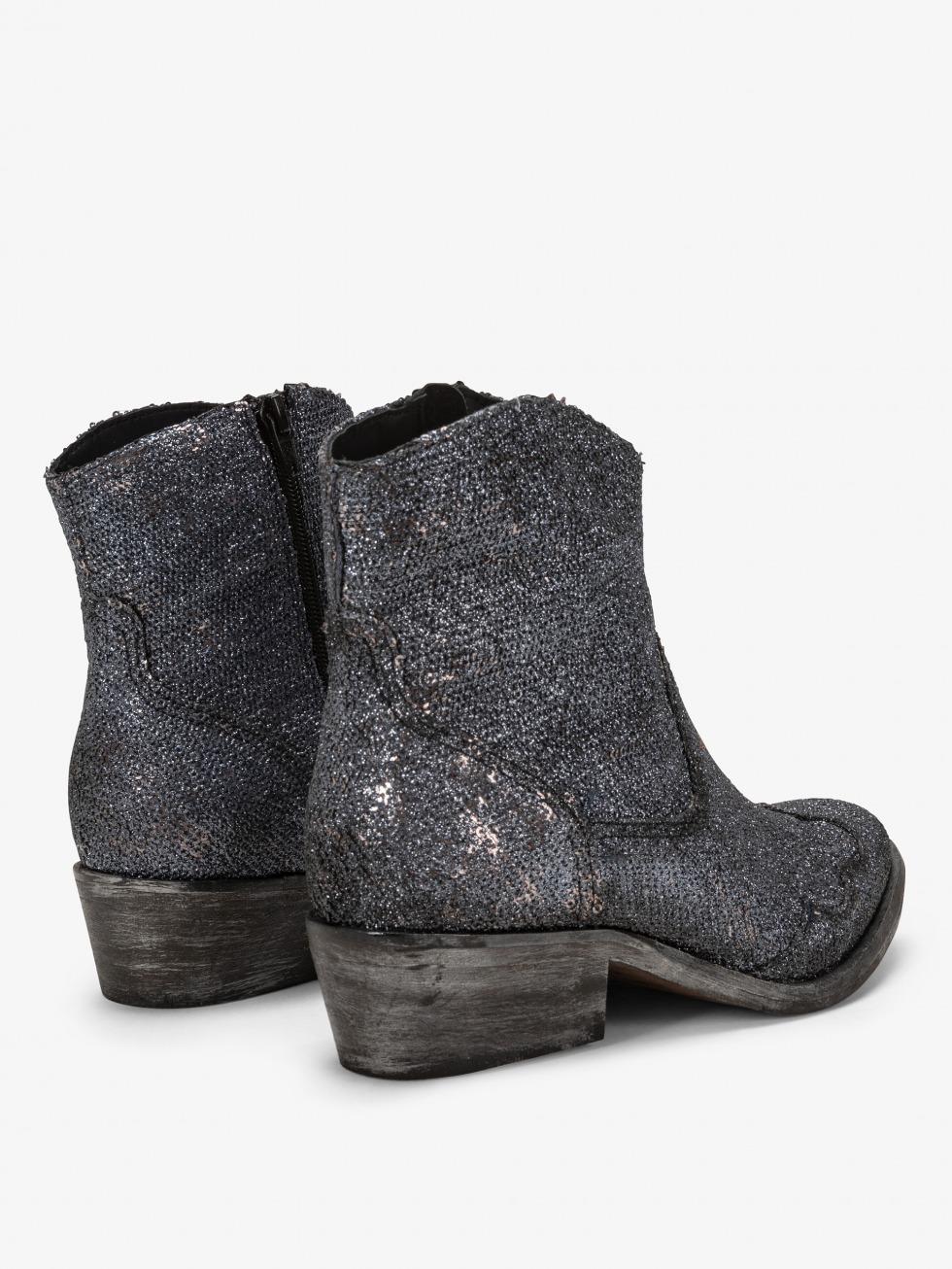 Ankle boot Alabama- Trocadero Parisian Star
