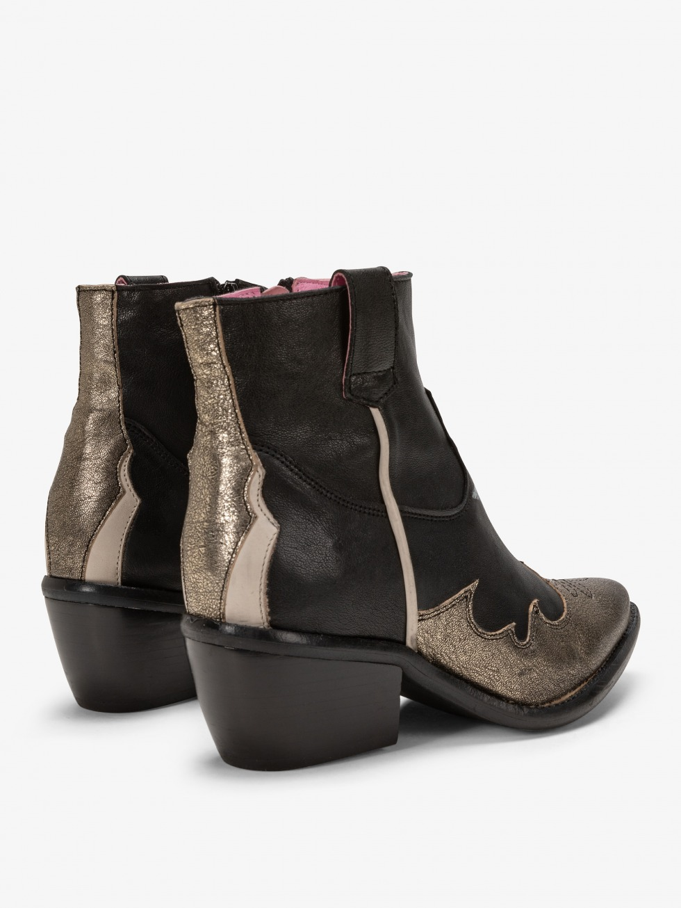 Ankle boot Margarita - Star Las Vegas Gold