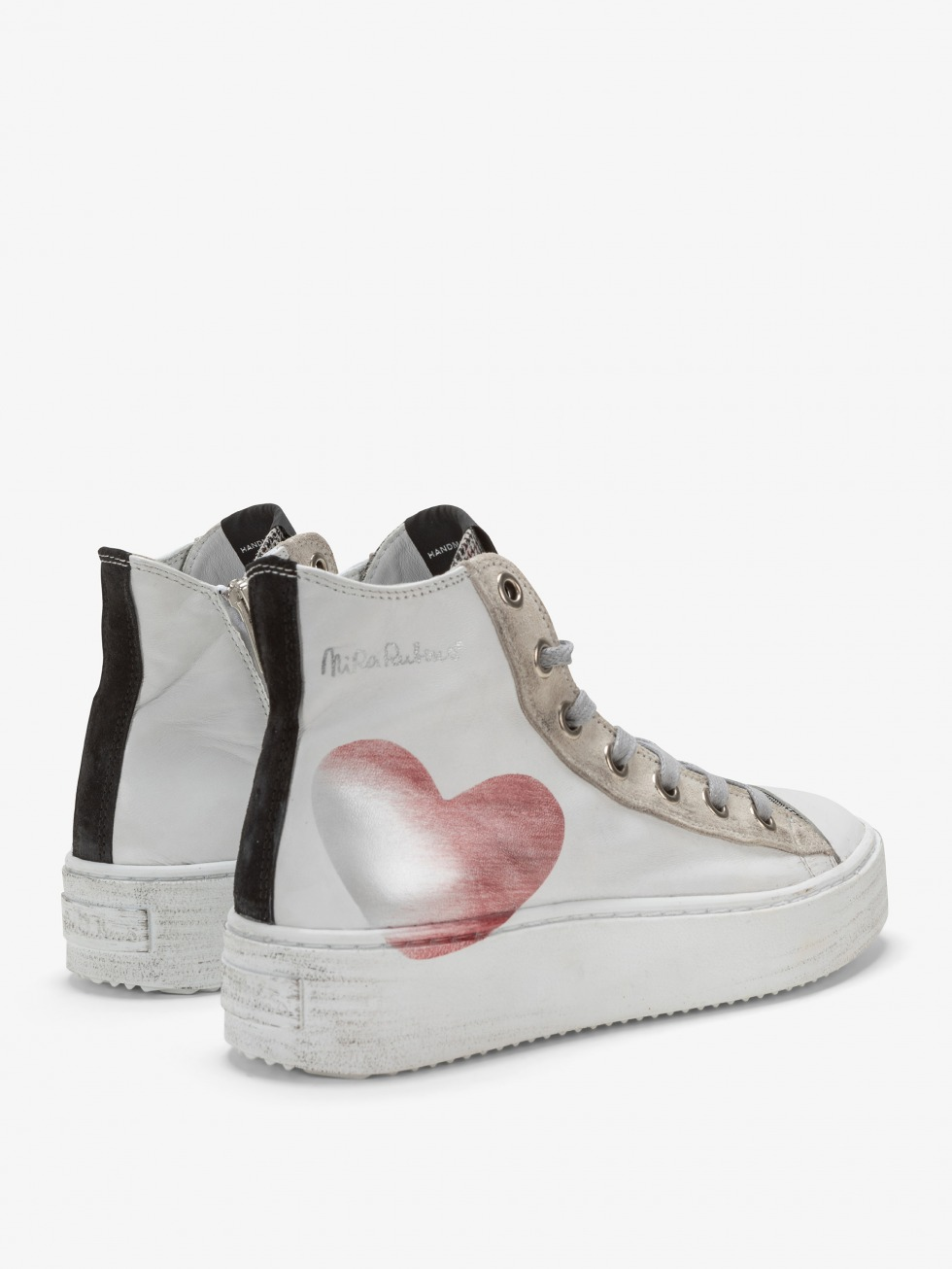 Long Island Sneakers - Prince of Galles Heart