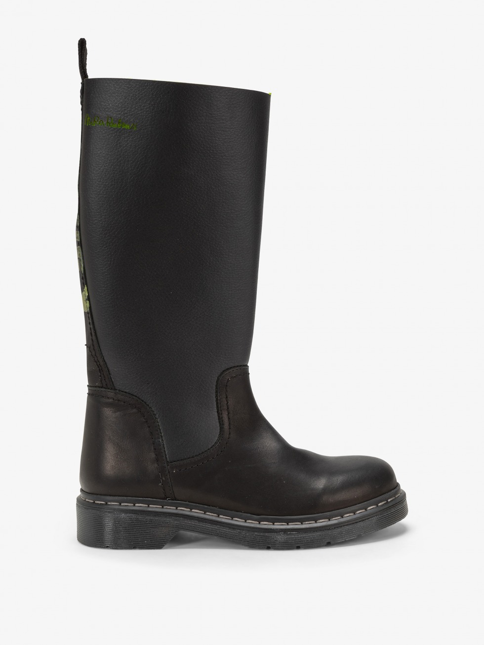 Frozen Boot - Rebel Black Lime