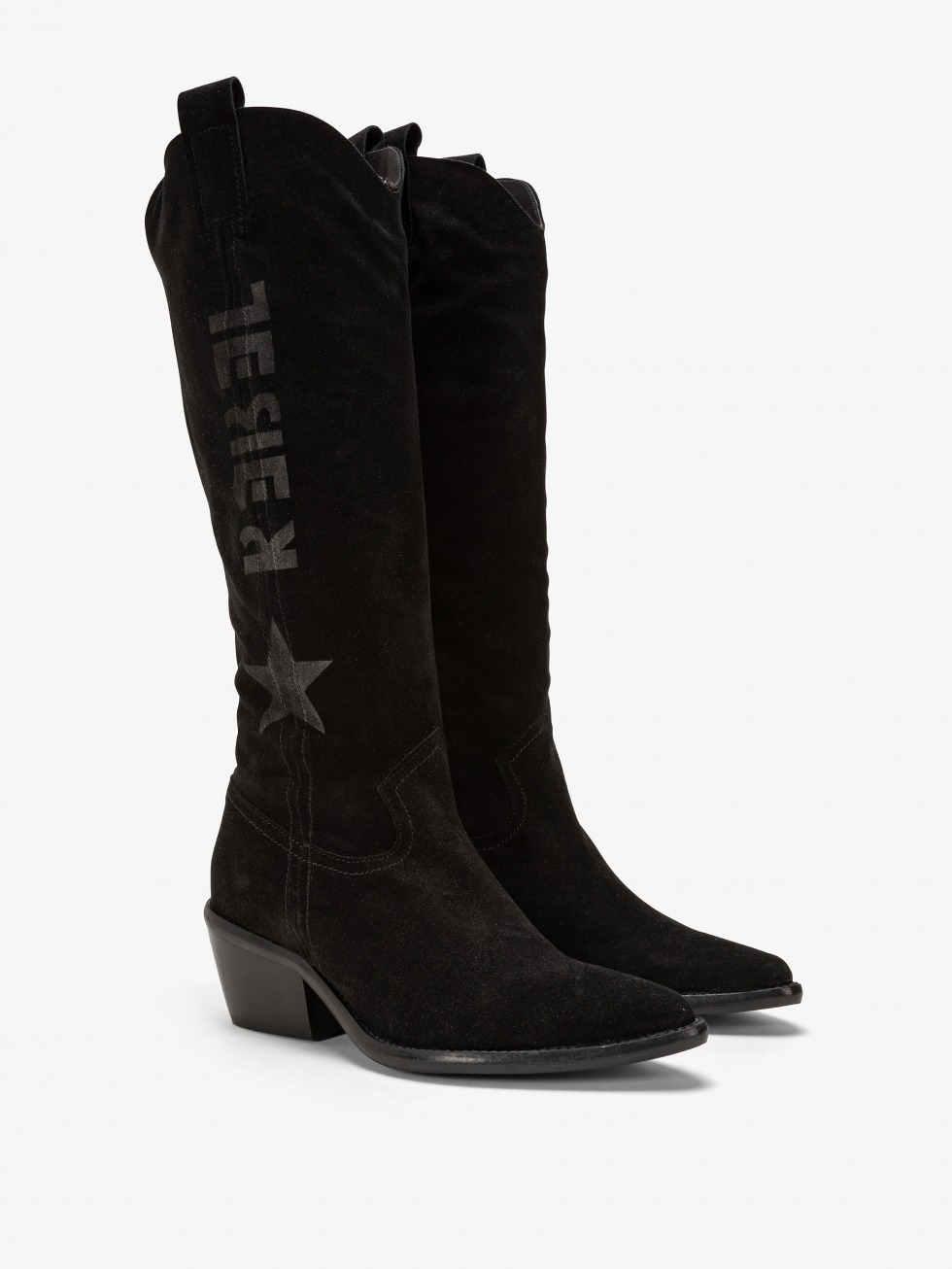 High Boot Margarita - Star Black