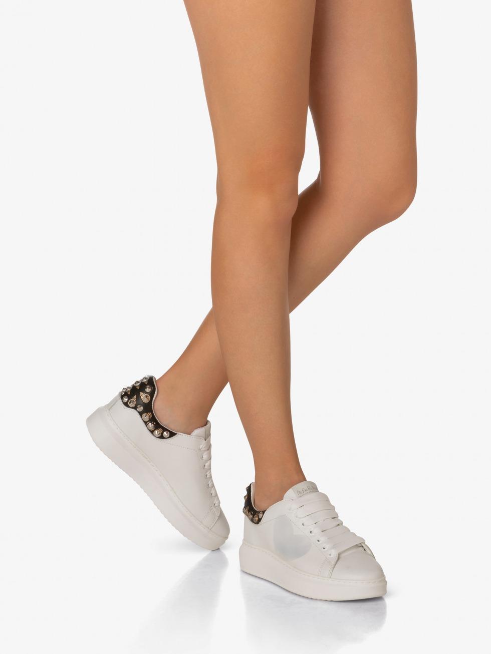 Angel Sneakers - Rock Star Heart