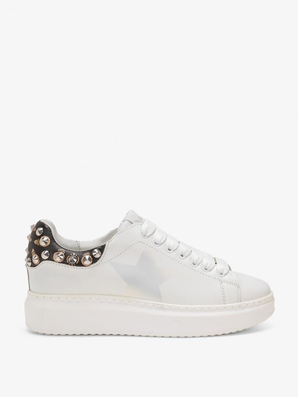 Sneakers Angel - White Rock Star Stella
