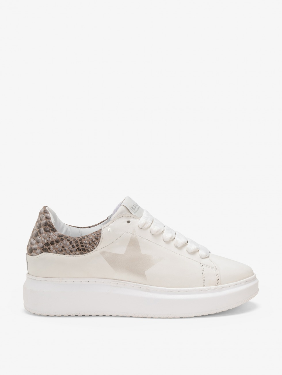 Angel Sneakers Royal Python - Star