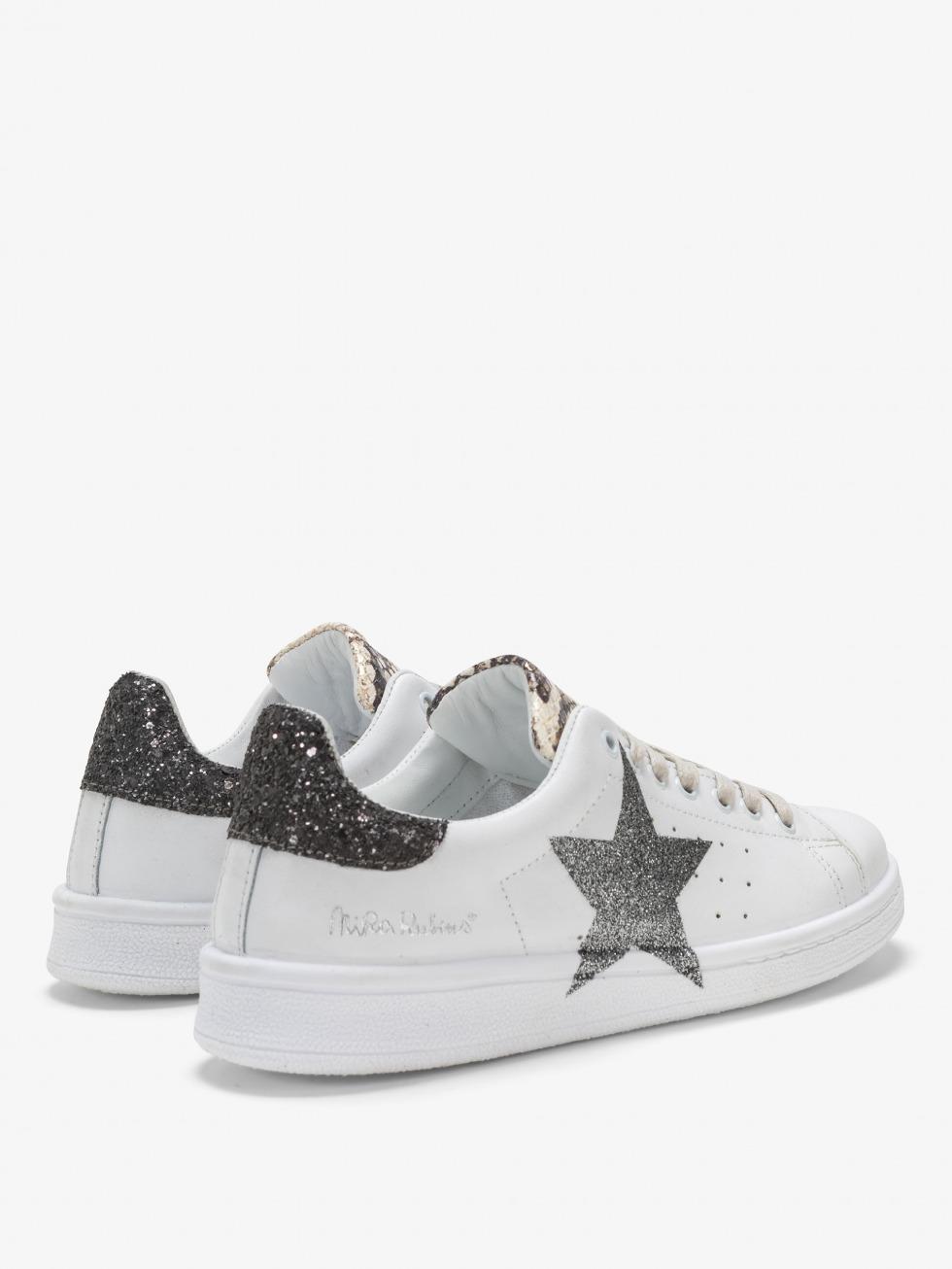 Daiquiri Cool White Sneakers - Star