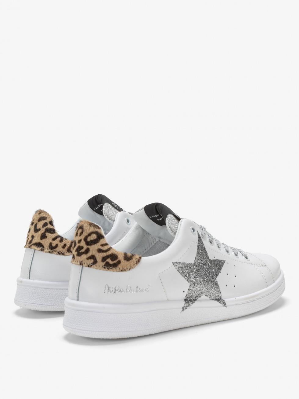 Sneakers Daiquiri Wild Silver - Stella