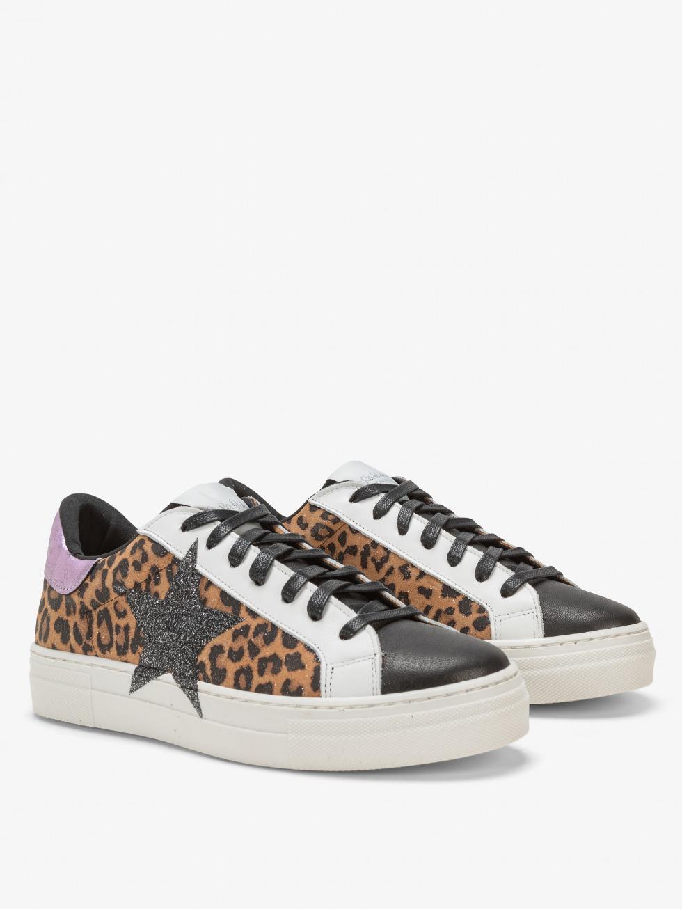 Sneakers Martini Jungle Dark - Stella