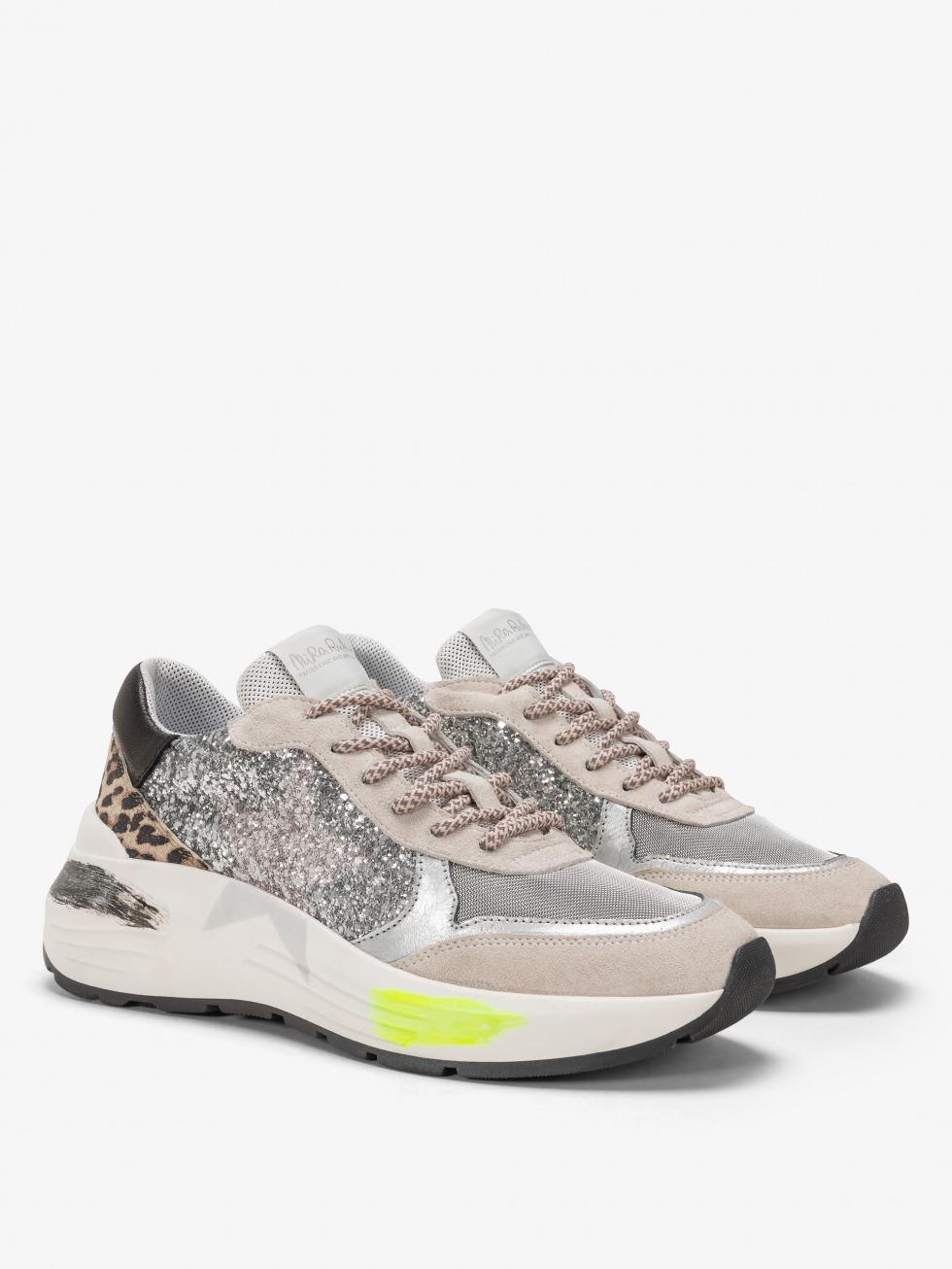 Chunky Sneakers Stinger Urban Jungle - Stella