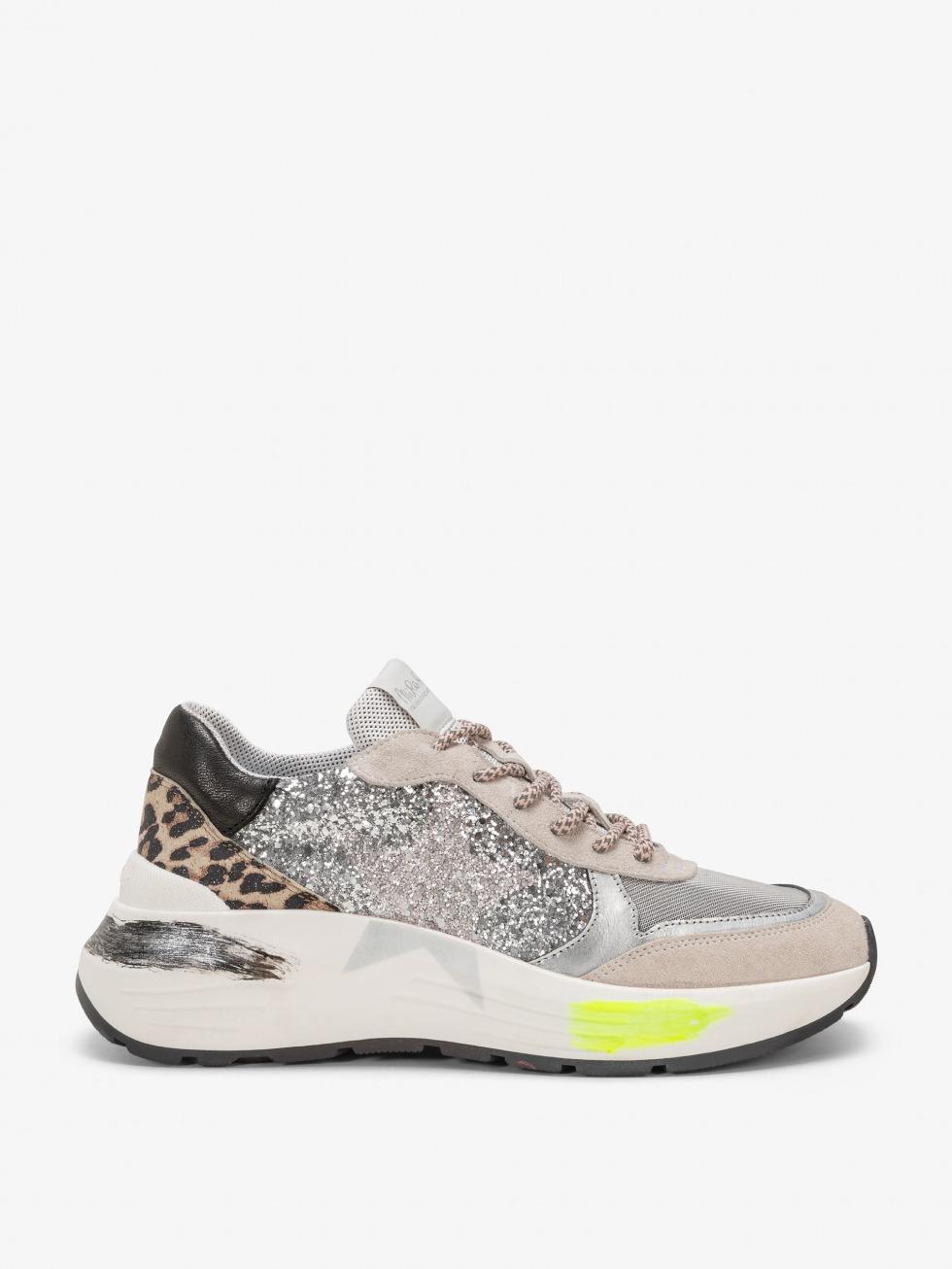 Stinger Chunky Sneakers Urban Jungle - Star