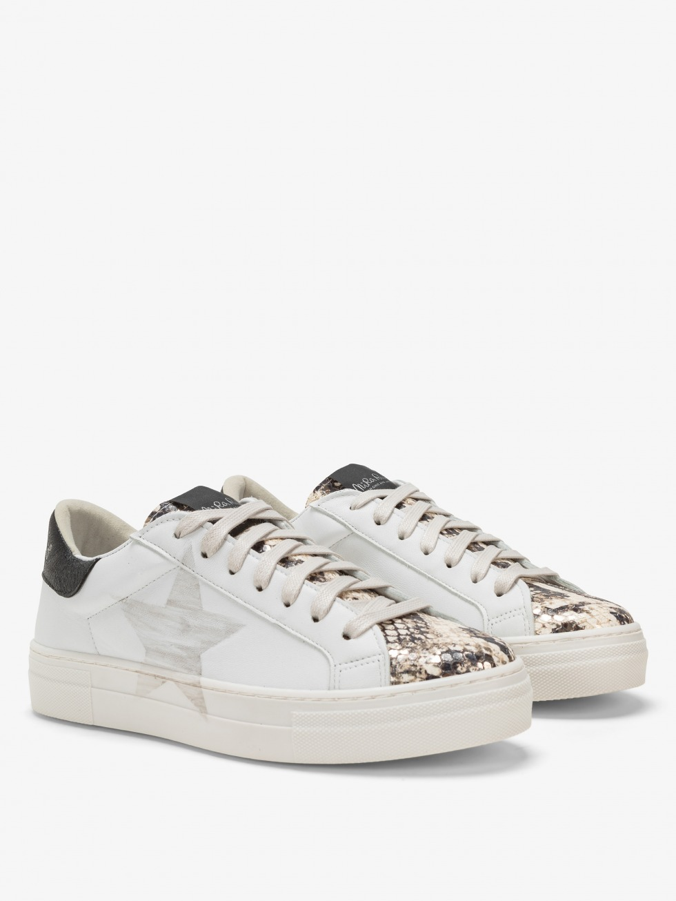 Sneakers Martini Cool Gold - Stella