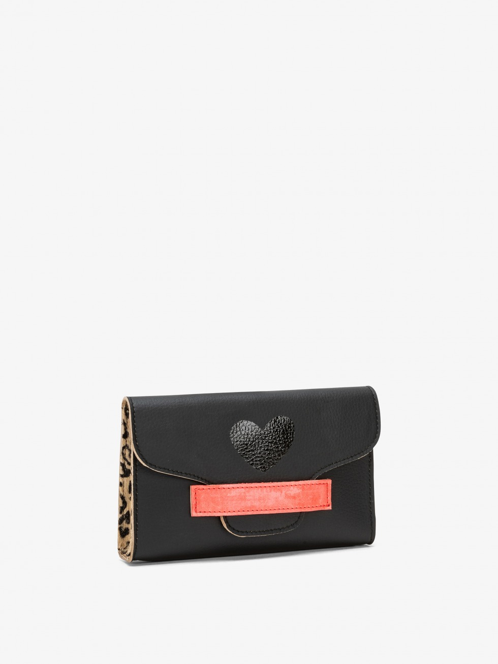 Micro Bag - Leopard Red