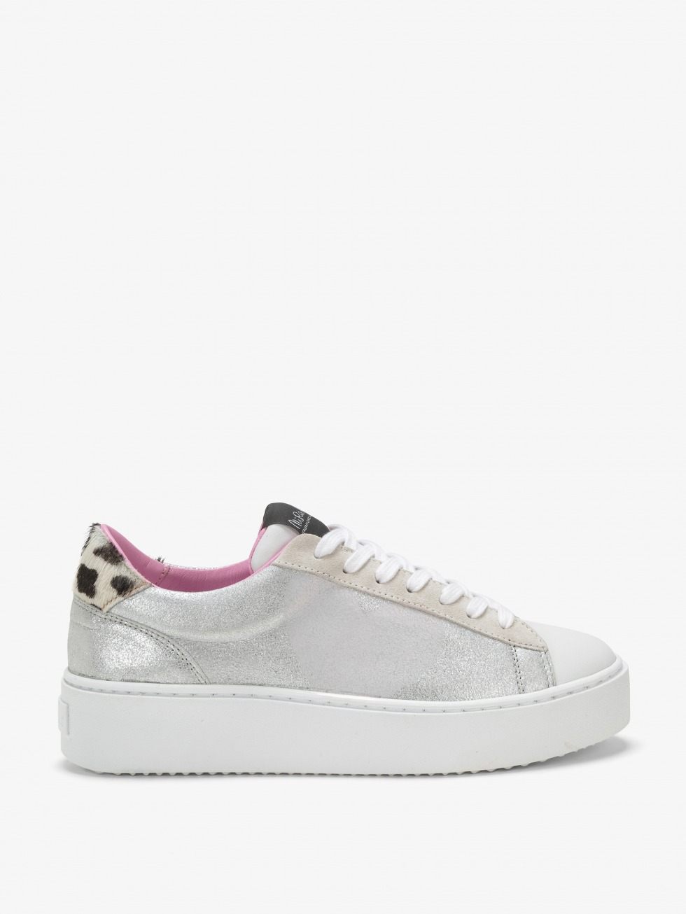Cosmopolitan Sneakers Pink Lady- Heart