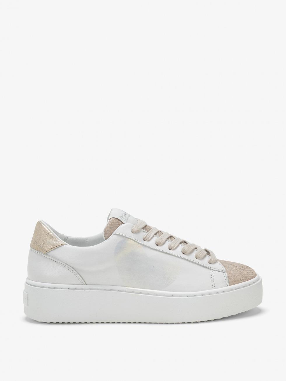 Cosmopolitan Sneakers Platinum Blanched - Heart