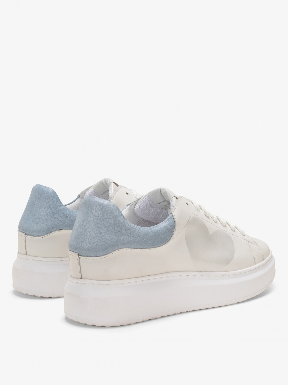 Sneakers Angel Denim - Cuore