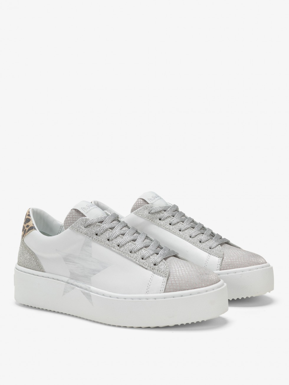 Cosmopolitan Sneakers Safari Shine - Star