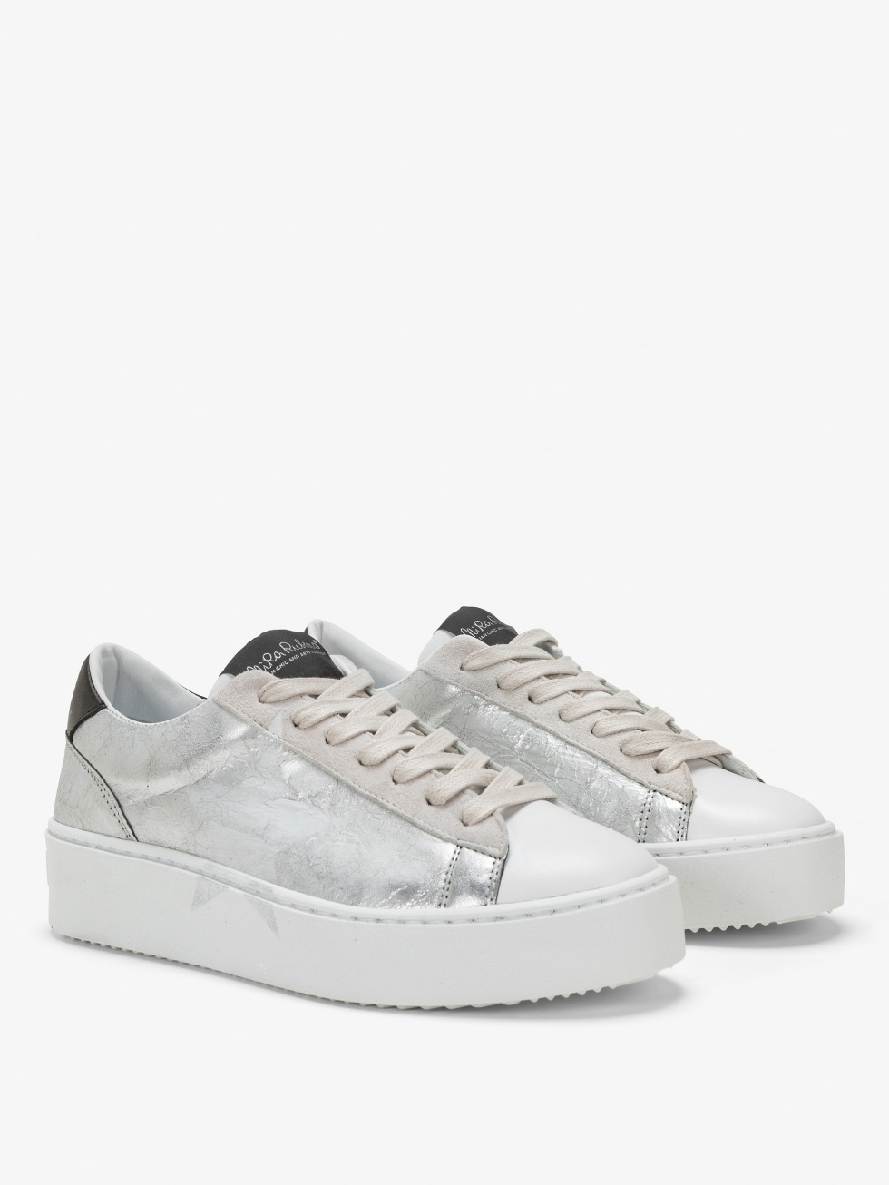 Cosmopolitan Sneakers Siderale White - Star