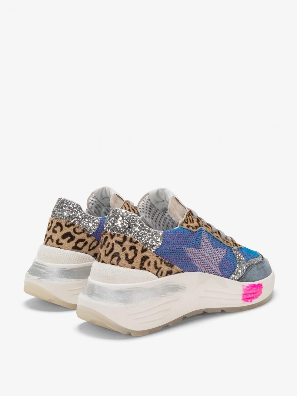 Stinger Chunky Sneakers Pop - Star