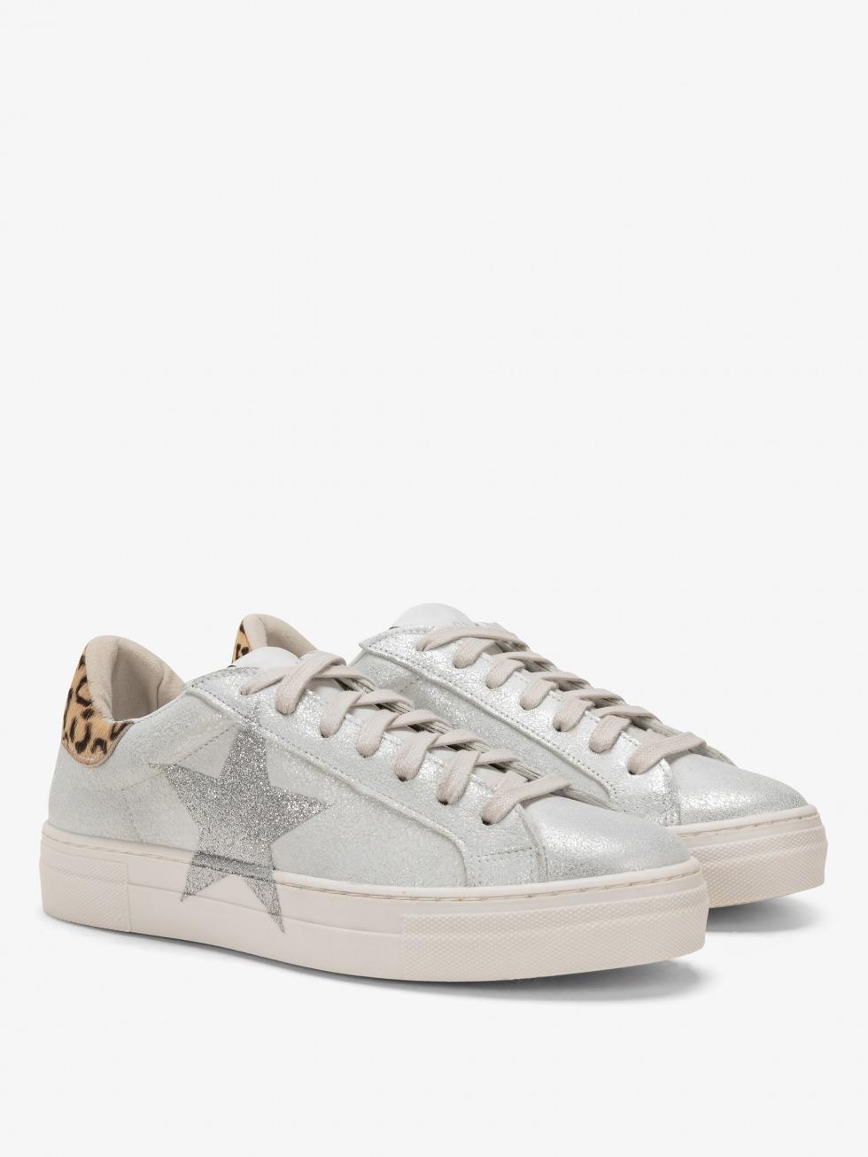 Martini Sneakers Vintage White - Star