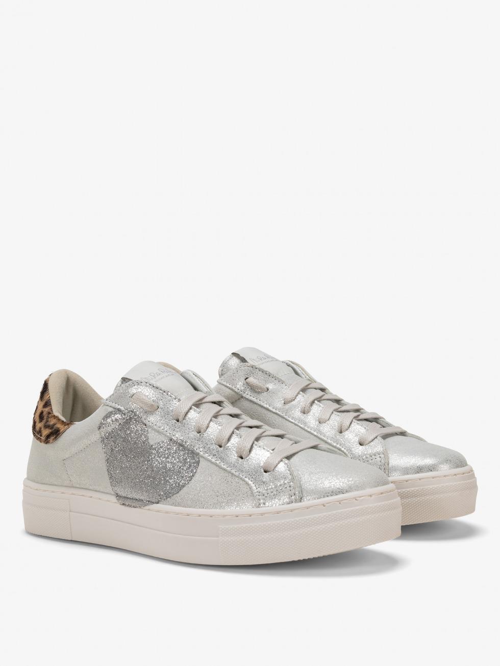 Martini Sneakers Vintage White - Heart