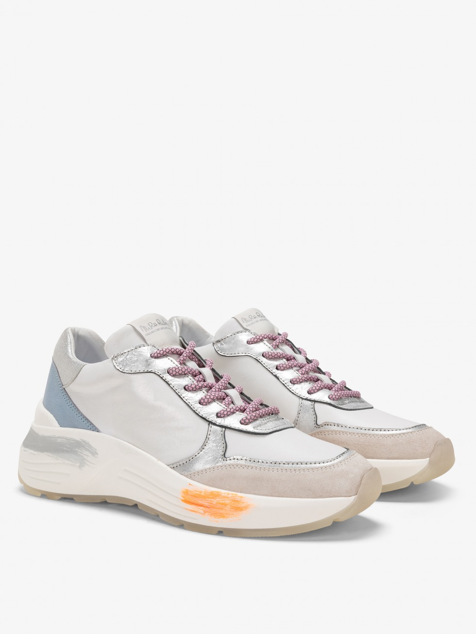 Stinger Chunky Sneakers Paradise - Heart