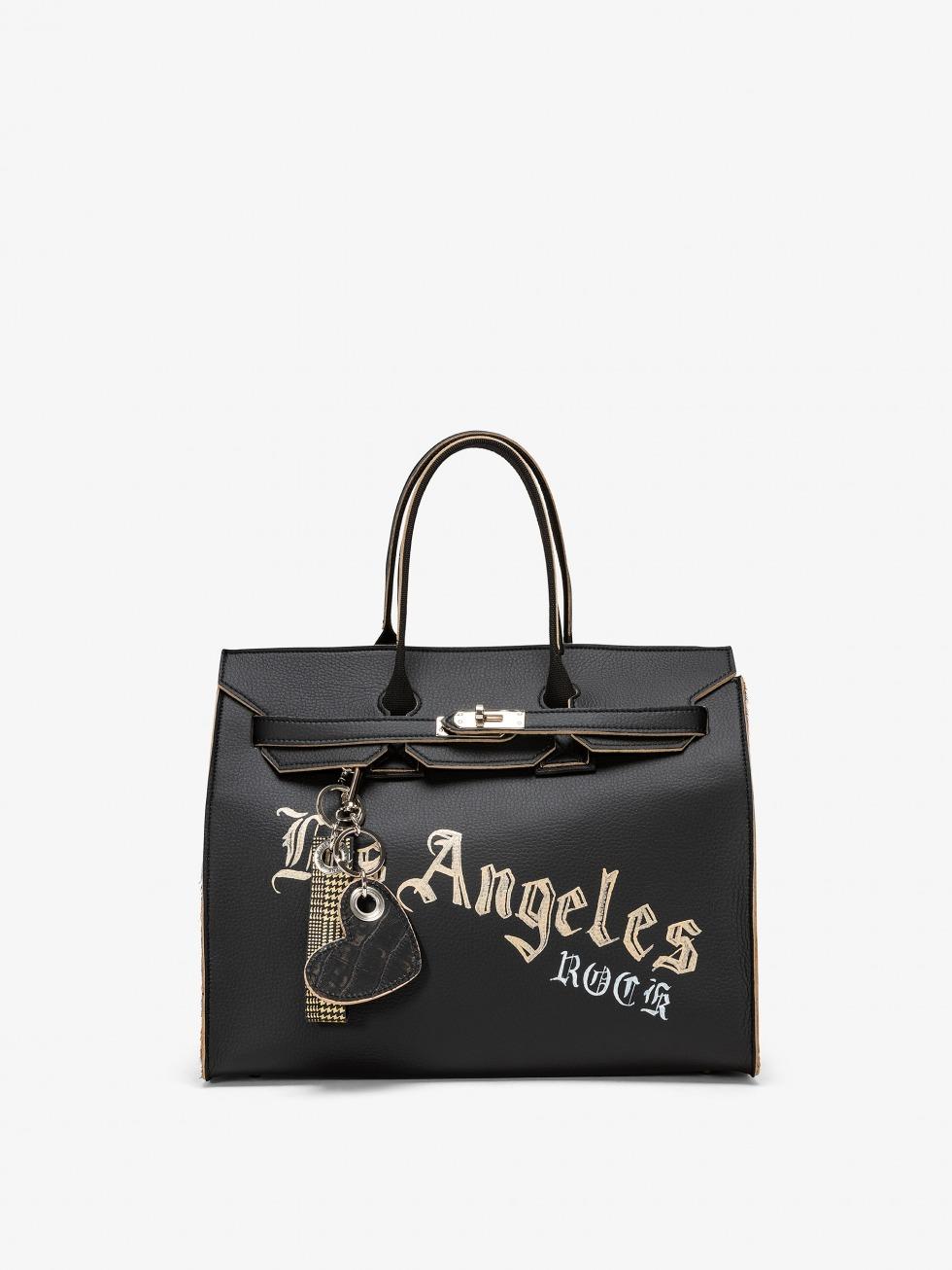 EASY HAND BAG - SAND LOS ANGELES ROCK
