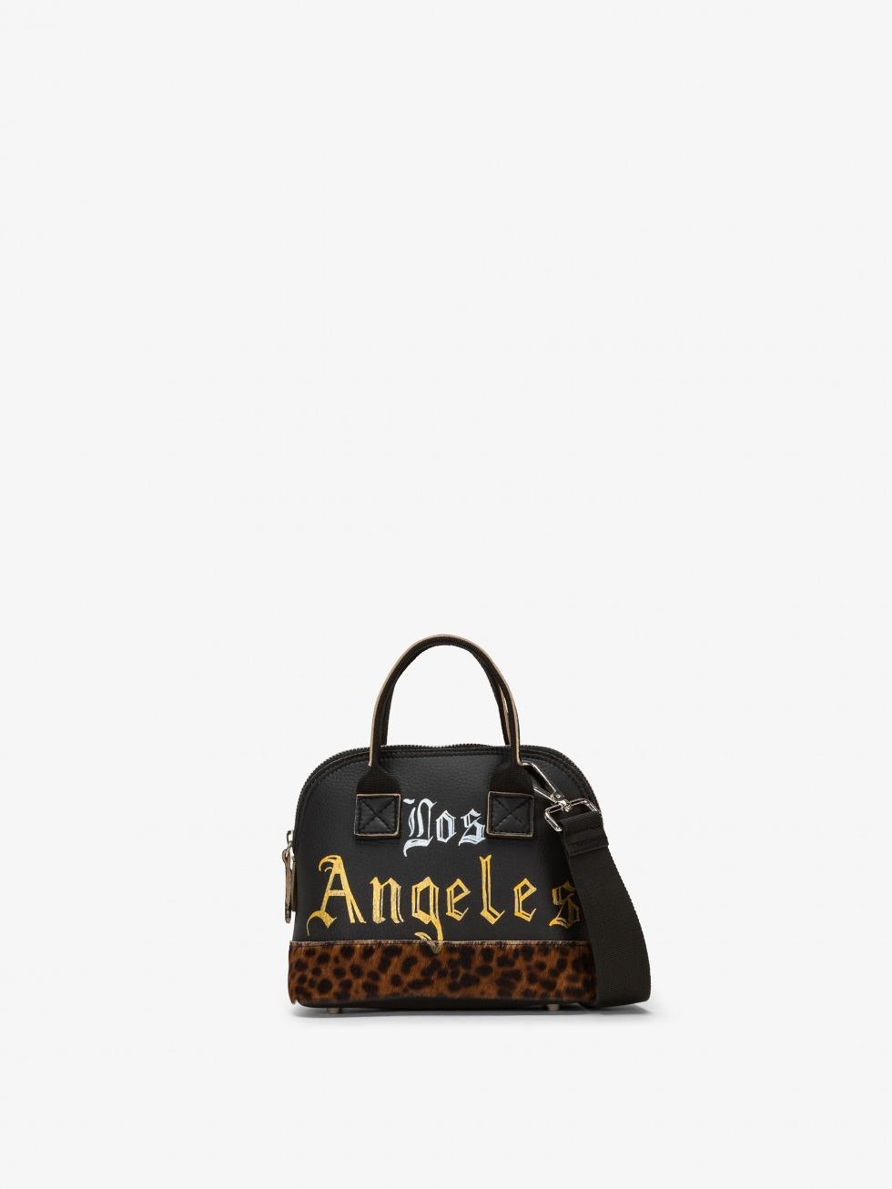 TOY BAG - SAND FUR ANIMALIER LOS ANGELES PUNK