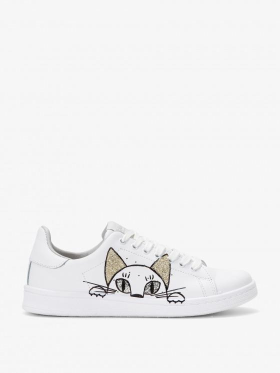 Sneakers argentate con stringhe per donna Abilio Buena Venta Barata Sitio Oficial Envío Libre Explorar Tienda Online V2eGVt