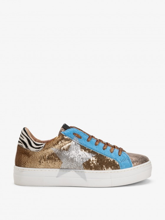 b84c75ee7fd9 Sparkle Gold Sky Martini Sneakers - Star ...